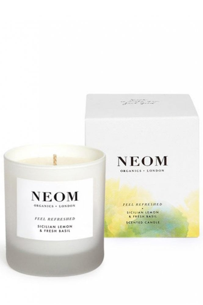 Neom Organics London Feel Refreshed 1 Wick Scented Candle