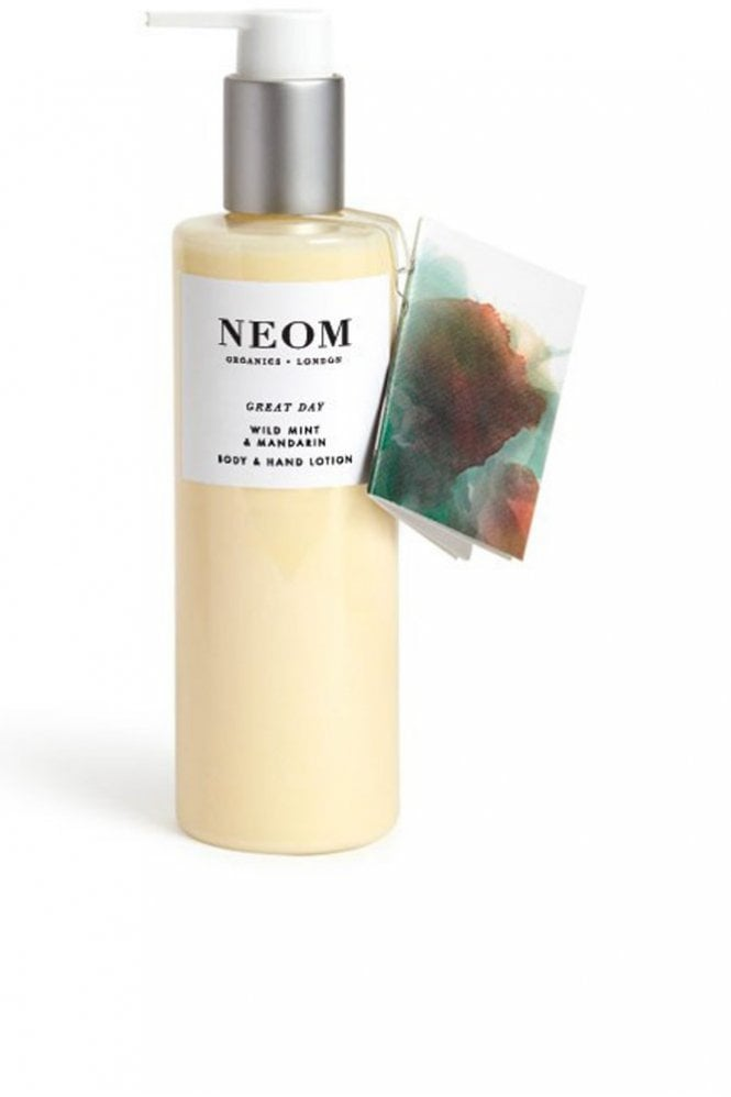 Neom Organics London Great Day Body & Hand Lotion