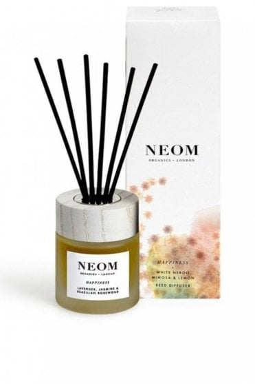 Happiness Organic Reed Diffuser 100ml