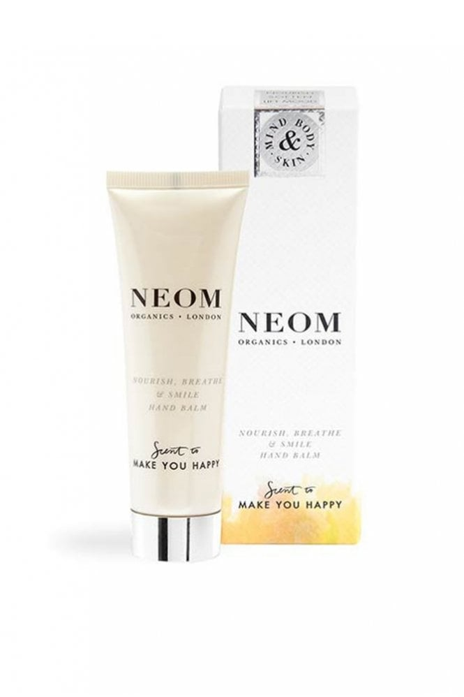 Neom Organics London Nourish, Breathe & Smile Hand Balm