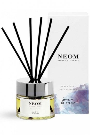Real Luxury Organic Reed Diffuser 100ml