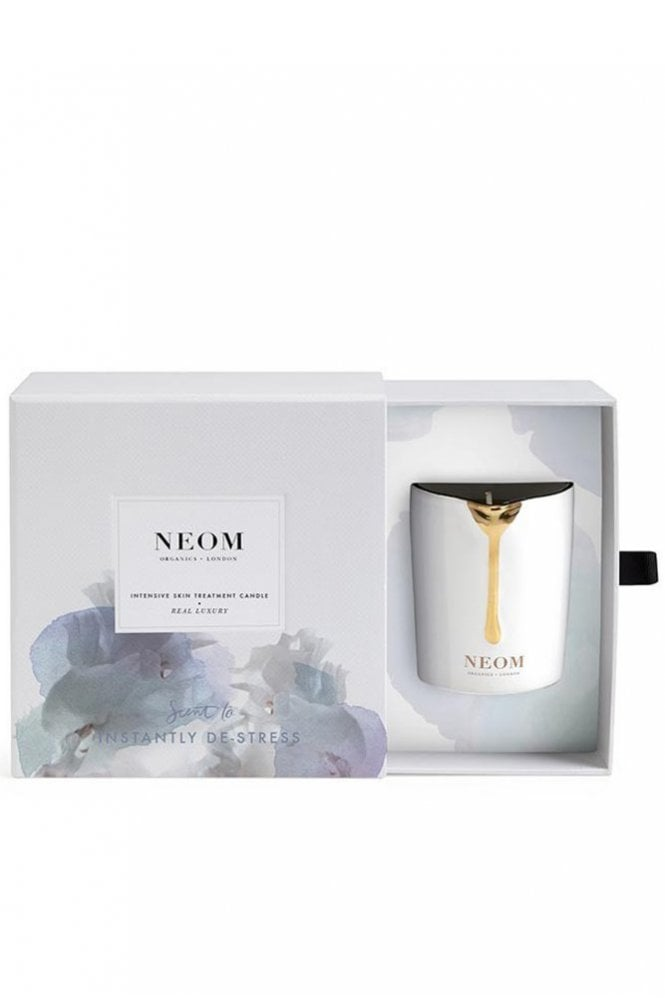 Neom Organics London Real Luxury Skin Treatment Candle