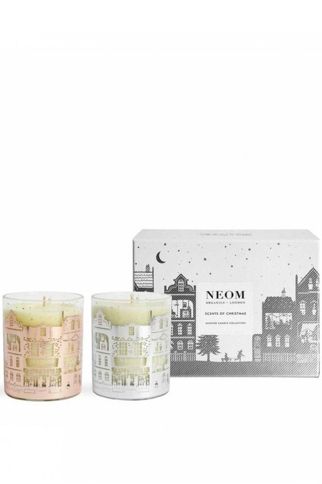 Neom Organics London Scents Of Christmas Scented Candle Collection