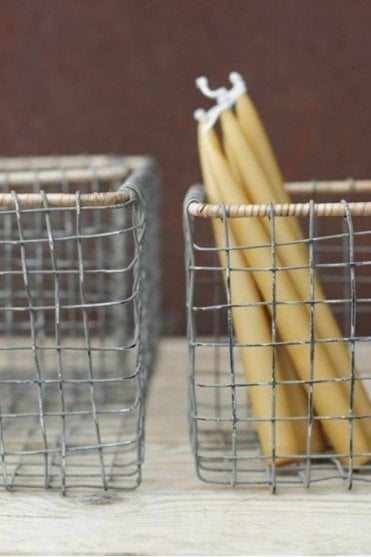 Bagato Wire Baskets (Set of 3)