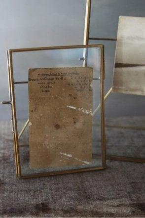 Danta Brass Frame 5 x 7