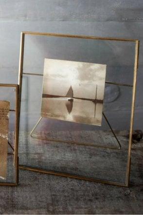 Danta Brass Frame 8 x 10
