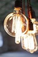 Nkuku Filament Light Bulb Sphere