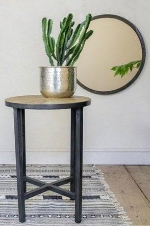 Harita Wooden Side Table
