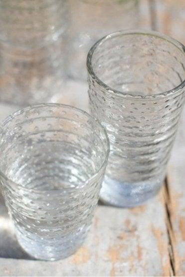 Idika Dot Glass