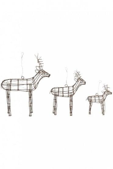 Ineko Wire Reindeer