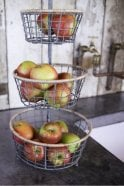Nkuku Koba Wire Bowl Stand