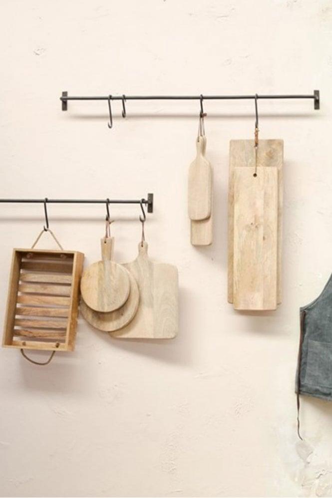 Nkuku Laila Iron S-Hooks – Set Of 4