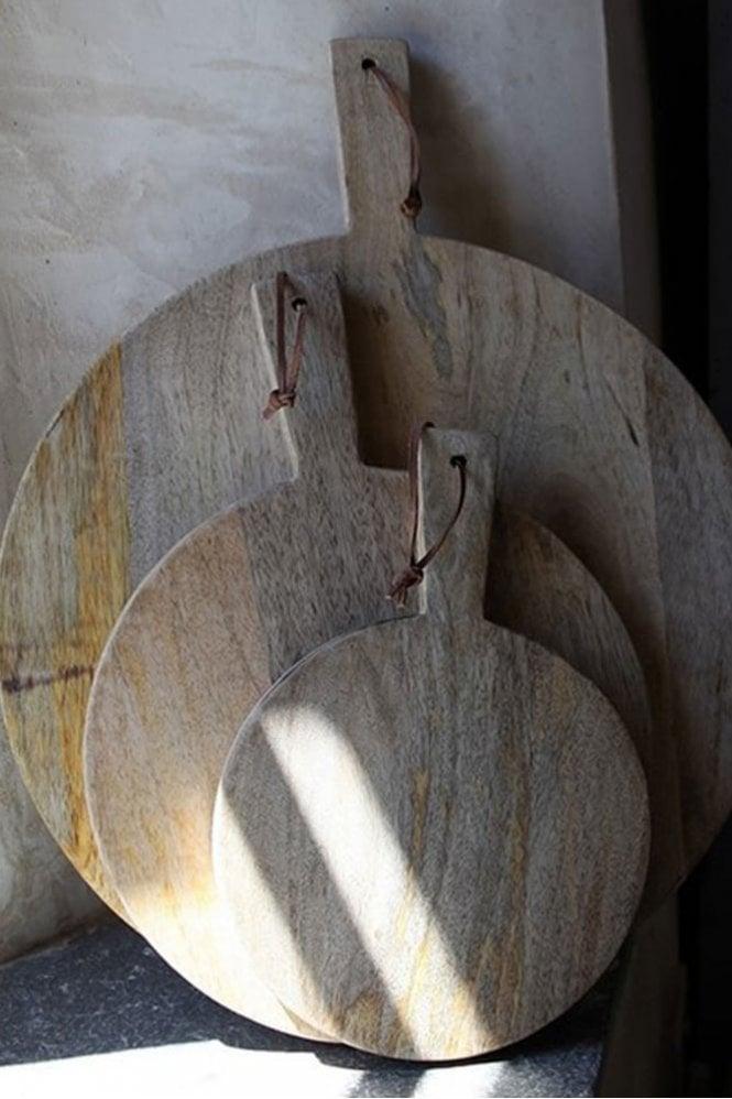 Nkuku Mango Wood Pizza Board