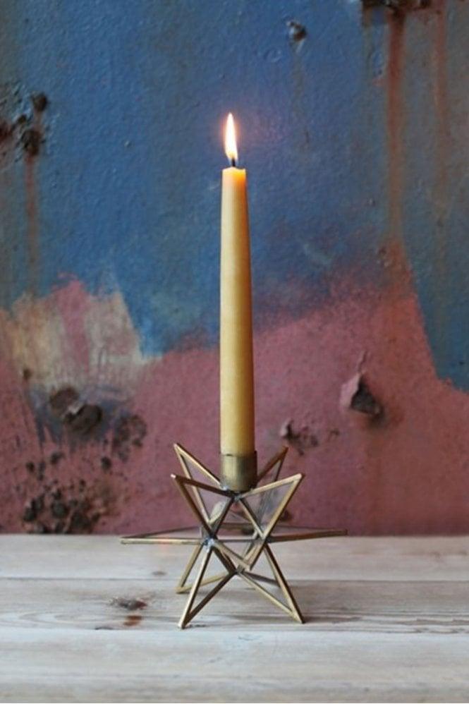 Nkuku Moba Star Candlestick