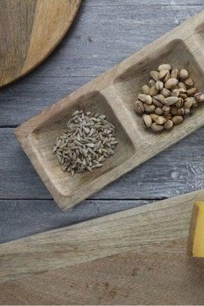 Raki Wood Platter