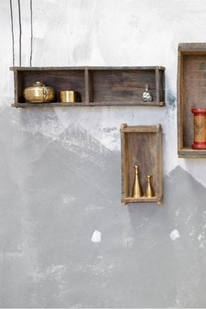 Reclaimed Brick Box