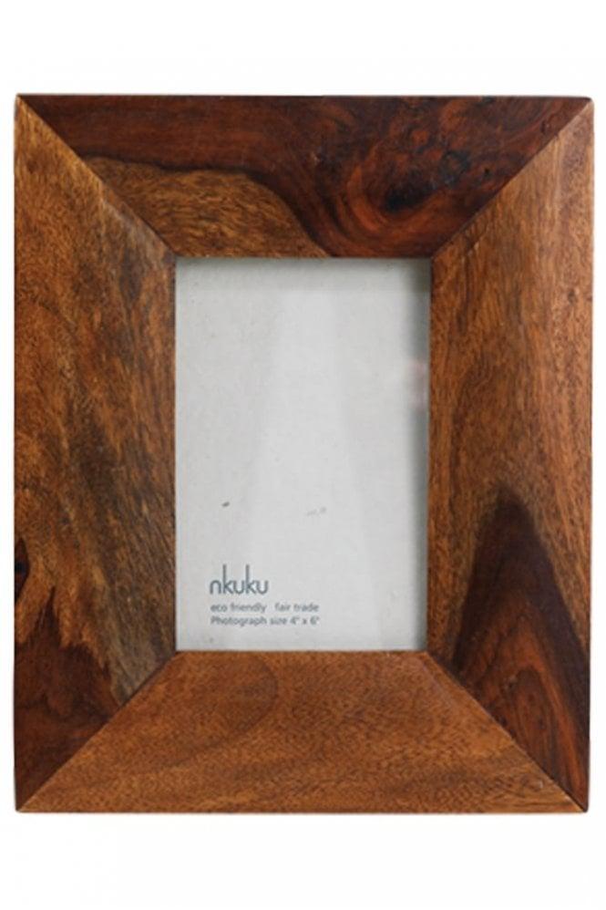 Nkuku Sheesham Wood Frame