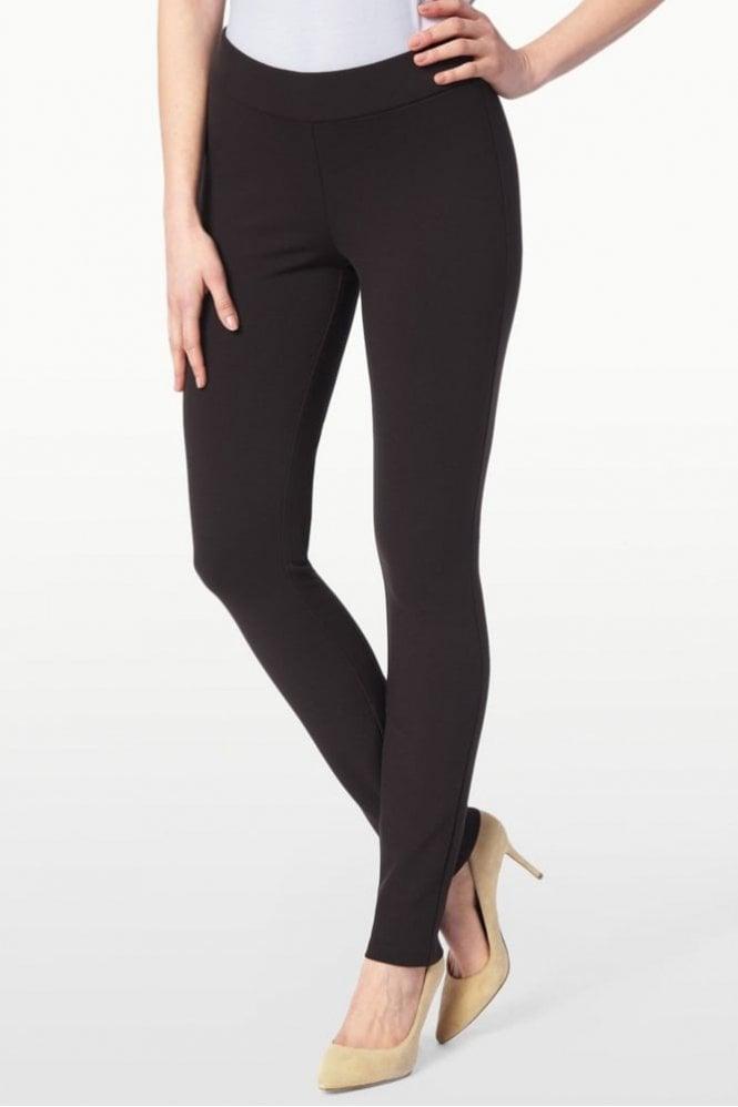 NYDJ Basic Ponte Knit Legging in Bittersweet