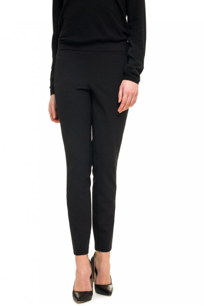 NYDJ Jegging in Black Career Stretch