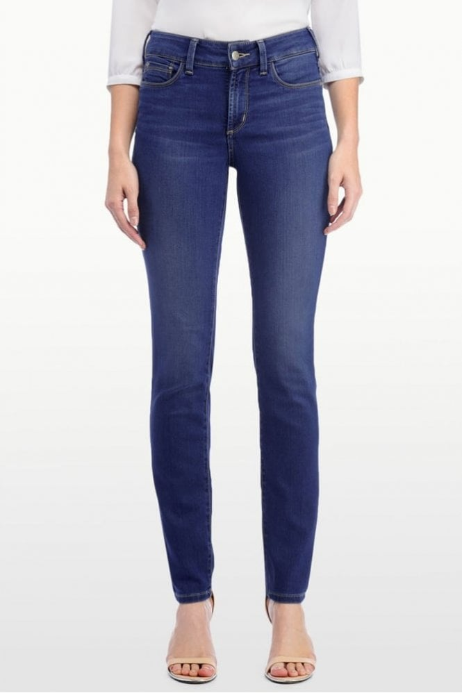 UpLift Alina Future Fit Denim Legging in Islander