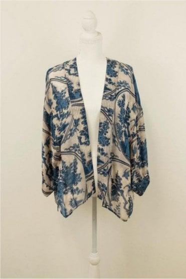Delft Kimono