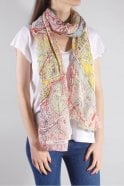 One Hundred Stars Little Paris Scarf