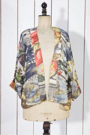 Roman Atlas Kimono