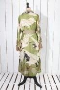One Hundred Stars Stork Dressing Gown