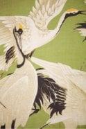 One Hundred Stars Stork Long Kimono