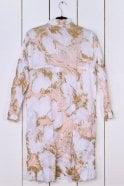 One Season Bessy Dress in Stromboli