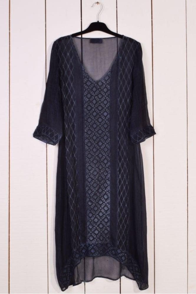 One Season Giselle Sheer Dress