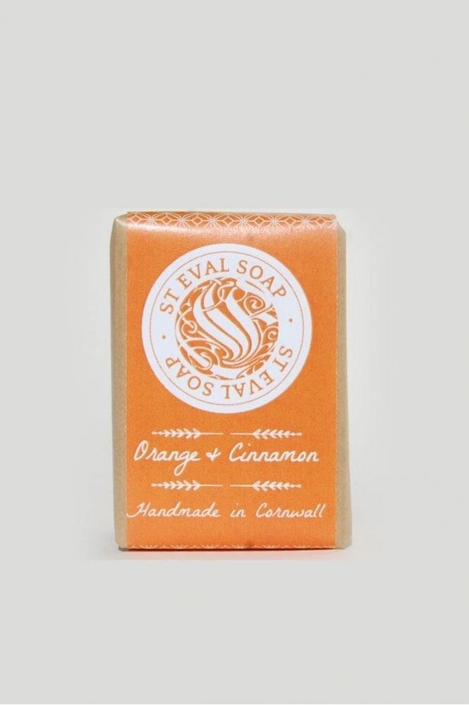St Eval Orange & Cinnamon St Eval Soap