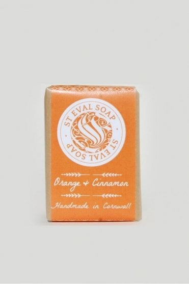 Orange & Cinnamon St Eval Soap