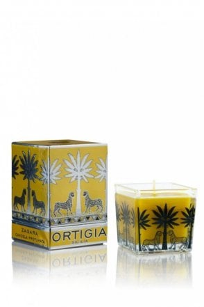 Orange Blossom Large Square Candle