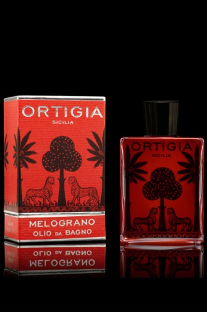 Ortigia Pomegranate Bath Oil