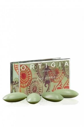 Set of 4 Fico DIndia Olive Oil Soaps in Small Box