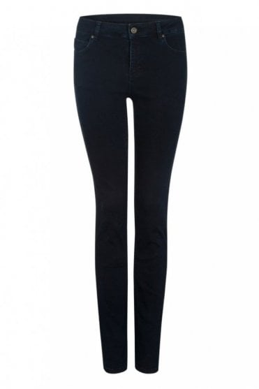 Baxtor Jeggings – Slim Fit in Raw Denim