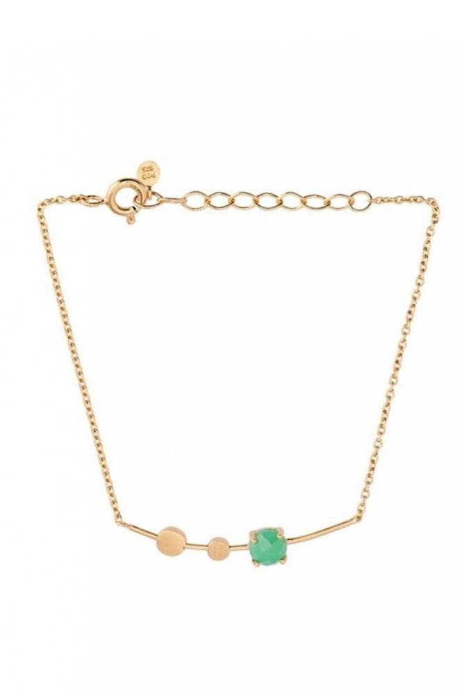 Pernille Corydon Moss Bracelet in Gold