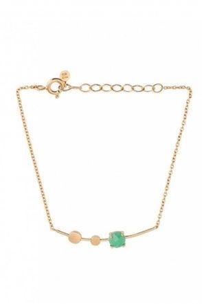 Moss Bracelet in Gold