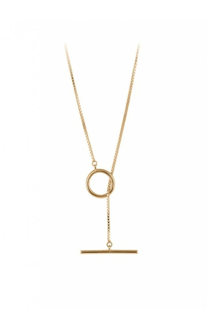 Pernille Corydon Tango Necklace in Gold