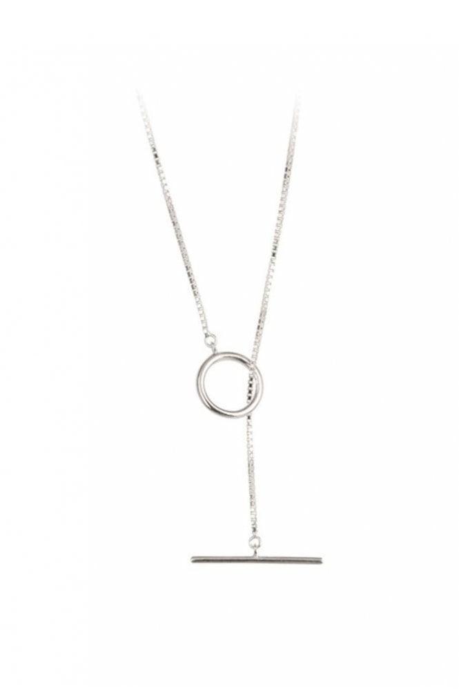 Pernille Corydon Tango Necklace in Silver