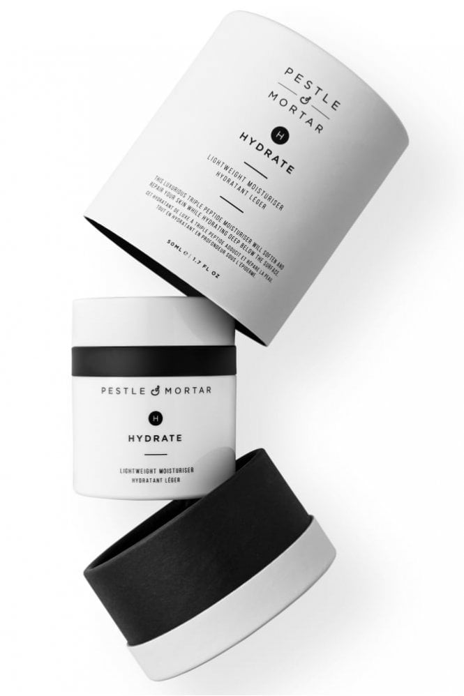 Pestle & Mortar Hydrate – Lightweight Moisturiser 50ml
