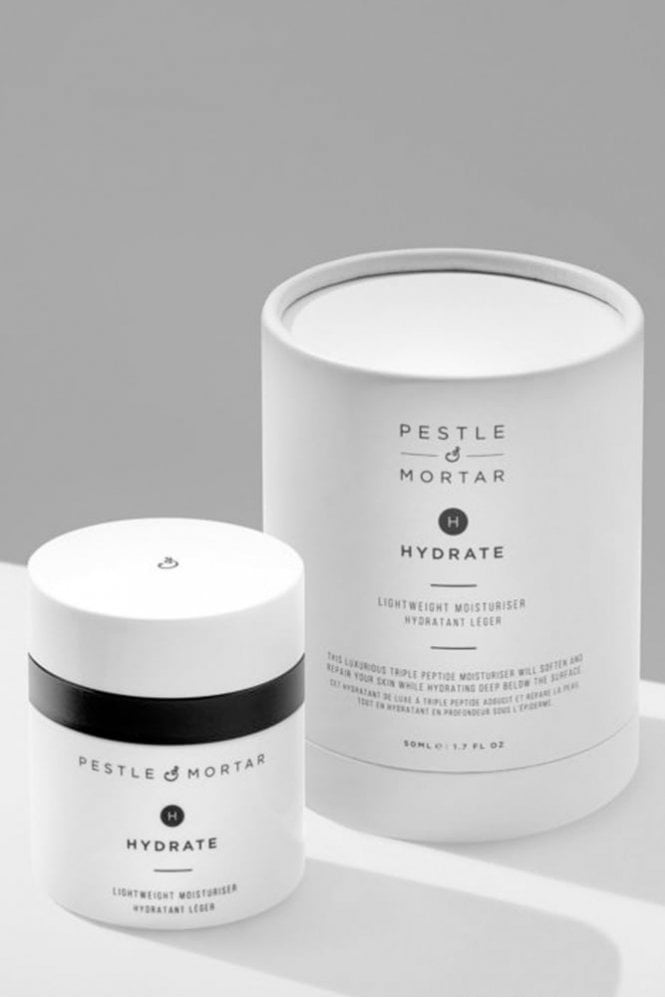 Pestle & Mortar Hydrate – Lightweight Moisturiser 50ml