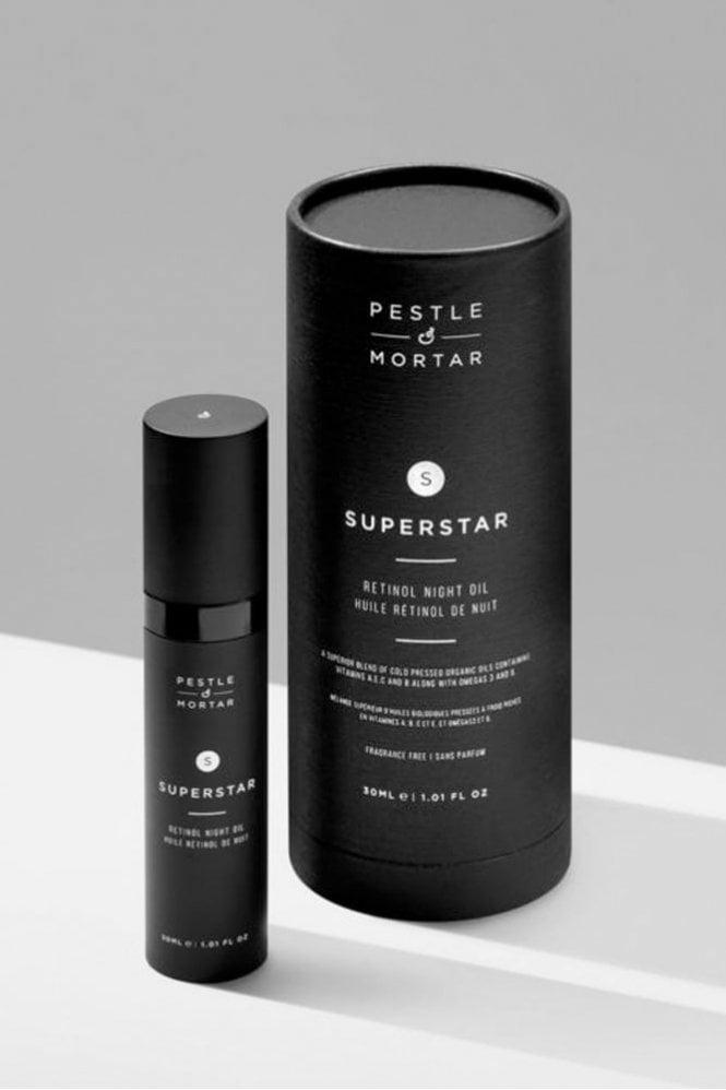 Pestle & Mortar Superstar – Retinol Night Oil 30ml