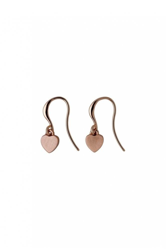 Pilgrim Anna Rose Gold Plated Earrings