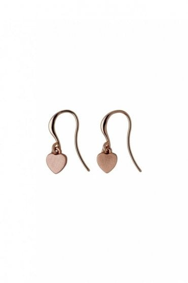 Anna Rose Gold Plated Earrings