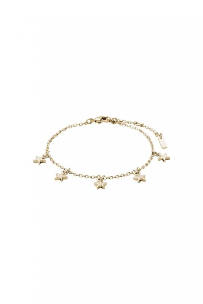 Pilgrim Ava Gold Plated Bracelet