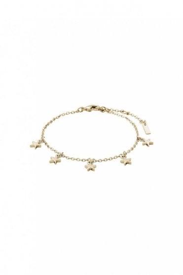 Ava Gold Plated Bracelet