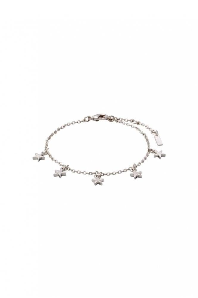 Pilgrim Ava Silver Plated Bracelet