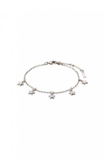 Ava Silver Plated Bracelet
